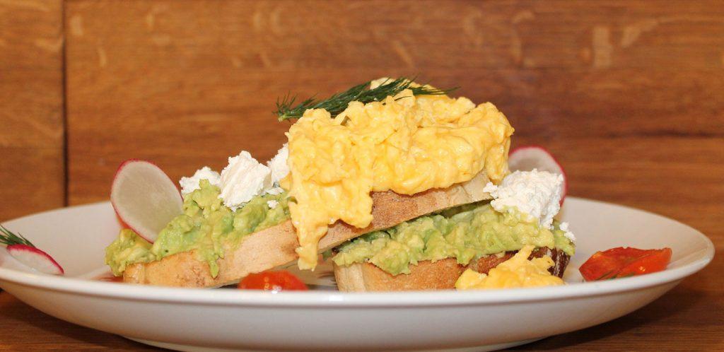 Muffin anglais : idée brunch healthy