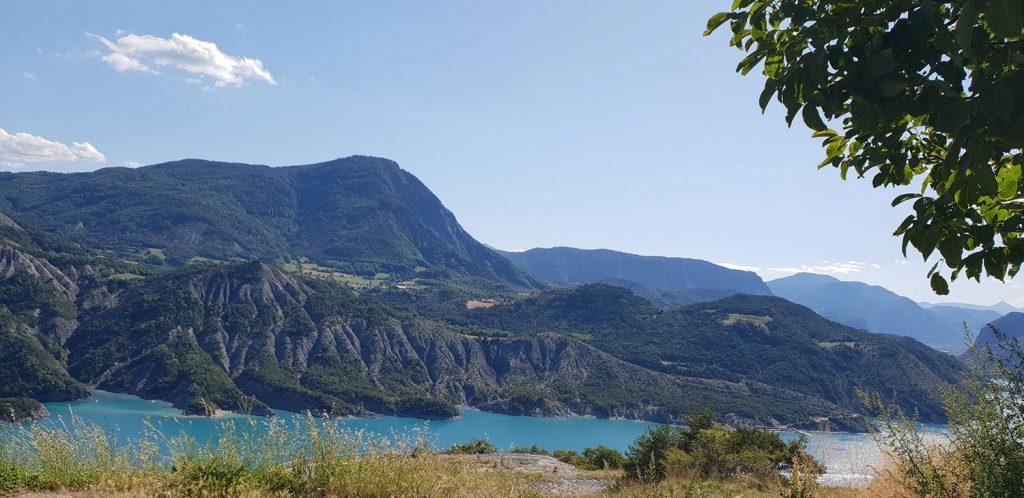 Activités Lac de Serre-Ponçon : Activités vacances à la montagne