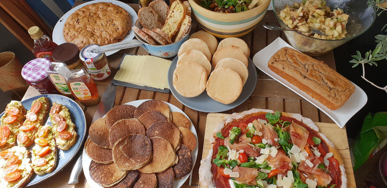 Blog lifestyle : Des idées de brunchs healthy et gourmands