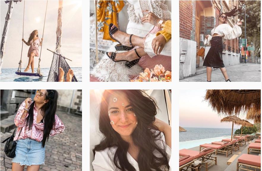 Blog lifestyle : compte instagram à suivre