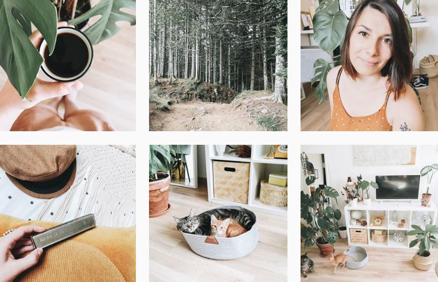 Blog lifestyle : comptes instagram à suivre