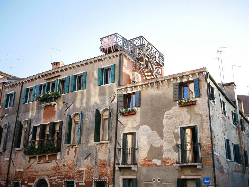 séjour Venise Blog