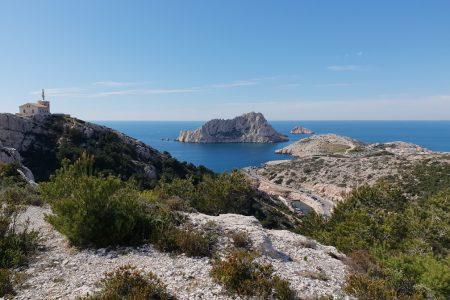 Idée randonnées à Marseille