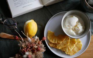 recette de glace express