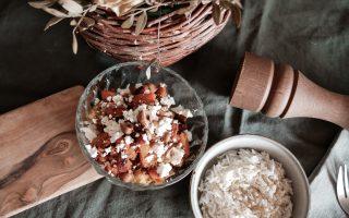 idées de recettes healthy