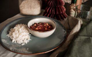recette chili sin carne
