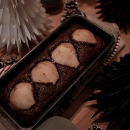 gâteau au chocolat healthy